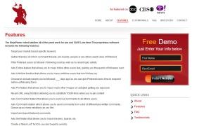 ninja pinner, review, social media tool