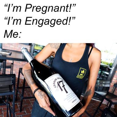 PregnantEngagedMeme